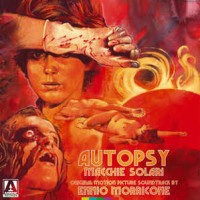 Autopsy (Macchie Solari) (Original Motion Picture Soundtrack)
