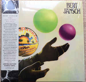 Bert Jansch - Santa Barbara Honeymoon