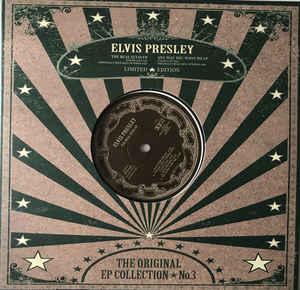 Elvis Presley – The Original EP Collection No.3
