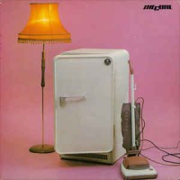 The Cure ‎– Three Imaginary Boys