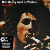 Bob Marley & The Wailers ‎– Catch A Fire