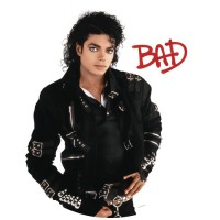 Michael Jackson - Bad Picture Disc Vinyl LP