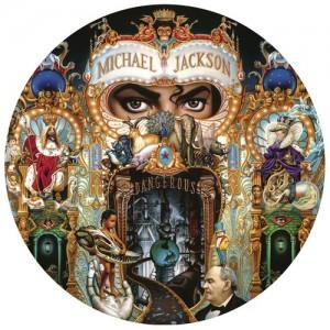 Michael Jackson - Dangerous Picture Disc