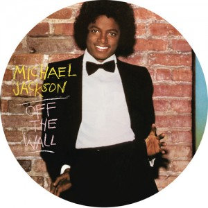 Michael Jackson - Off The Wall Picture Disc Vinyl LP
