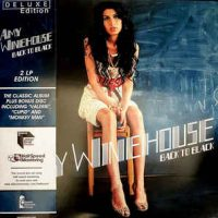 amy winehouse back to black 2LP