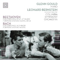 Plays Beethoven Concerto No.2 & Bach Concerto No.1