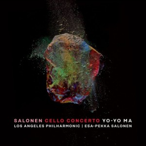 Yo-Yo Ma - Salonen Cello Concerto