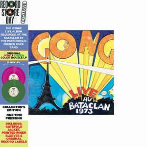 Gong – Live Au Bataclan 1973