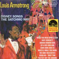 Louis Armstrong ‎– Disney Songs The Satchmo Way