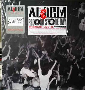 The Alarm – Strength Live '85