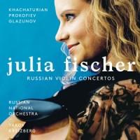 Fischer Julia Russian Violin Concertos