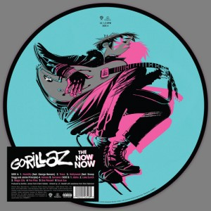Gorillaz - The Now Now (Pic Disc)