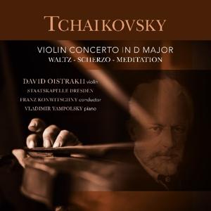Violin Concerto In D Major, Op. 35