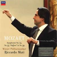 Riccardo Muti & Wiener Philharmoniker- Mozart