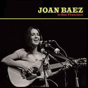 Joan Baez – In San Francisco