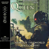Queen ‎– News Of The World - In Concert
