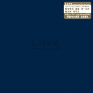 陳奕迅 Eason and the duo band LOVE 黑膠 LP