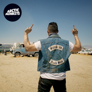Arctic Monkeys 7-Suck It and See