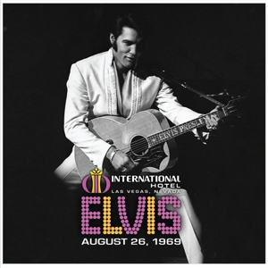 Presley, Elvis Live At the International Hotel