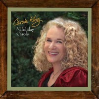 Carole King ‎– A Holiday Carole