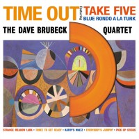 The Dave Brubeck Quartet - Time Out (Red Orange Vinyl)