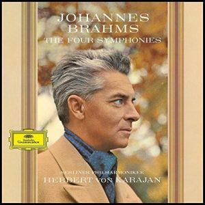 johannes brahms The Four Symphonies