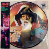 Jimi Hendrix – Merry Christmas and Happy New Year