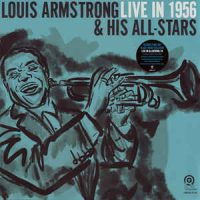 Louis Armstrong & His All-Stars* – Live in 1956 (Allentown, PA)