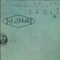 Def Leppard ‎– Vault- Def Leppard Greatest Hits 1980-1995