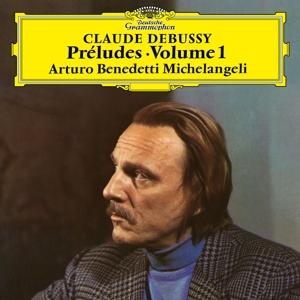 Michelangeli, Arturo Benedetti Debussy- Preludes 1