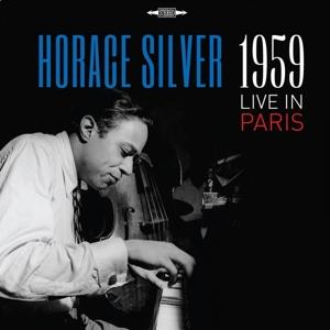 Silver, Horace Live In Paris 1959