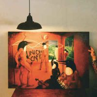 Penguin Cafe Orchestra ‎– Union Cafe