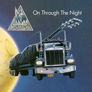 Def Leppard On Through the Night