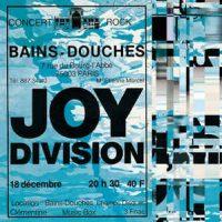 Joy Division – Les Bains Douches