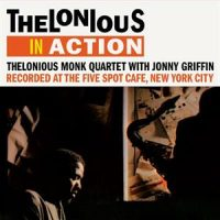 Monk, Thelonious In Action