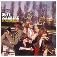 Soft Machine Jet-Propelled Photographs