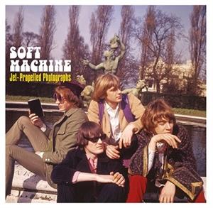 Soft Machine Jet-Propelled Photographs