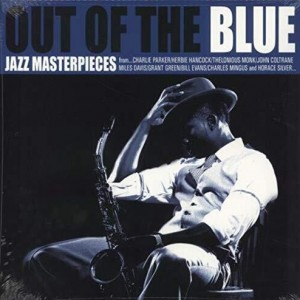 V A Out of the Blue - Jazz Masterpieces