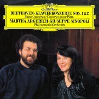 Martha Argerich - Beethoven Piano Concertos Nos 1 & 2