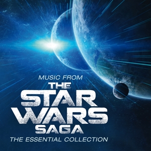 Music From the Star Wars Saga-the Essential Collection
