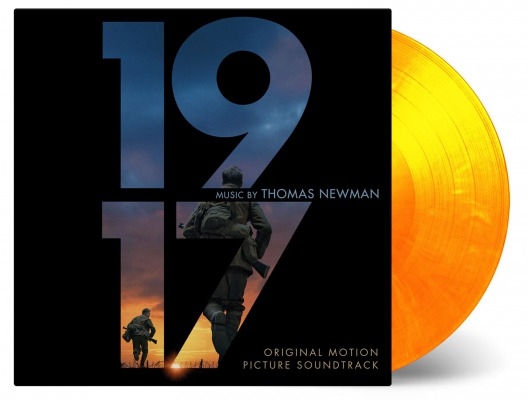 OST - 1917 - Thomas Newman (Flaming)