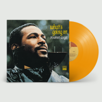 Marvin Gaye ‎- What's Going On (Sun Yellow Vinyl)