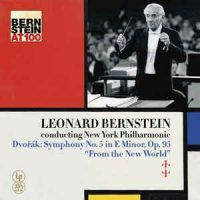 Leonard Bernstein conducting New York Philharmonic