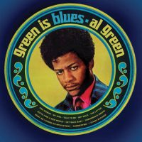 RSD - Al Green - Green Is Blues