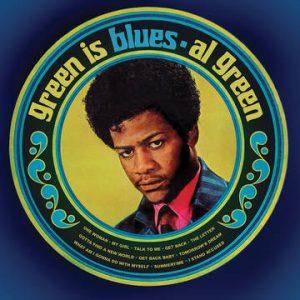 RSD - Al Green - Green Is Blues