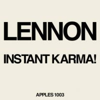 RSD - Lennon:Ono With The Plastic Ono Band - Instant Karma!