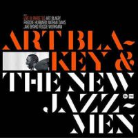 Art Blakey & The New Jazzmen ‎– Live In Paris '65