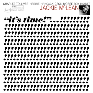 McLean, Jackie It's Time